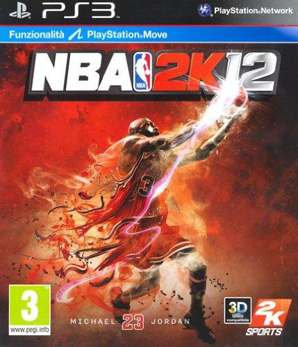 NBA 2K12 [Importación italiana]
