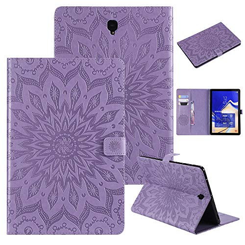 HHF Pad Accesorios para Samsung Galaxy Tab S4 10.5 Pulgadas, Funda de Cuero a Prueba de Golpes Ultra Slim Smart Case Business Tablet Funda para Samsung Galaxy Tab S4 10.5 Inch SM-T830 SM-T835