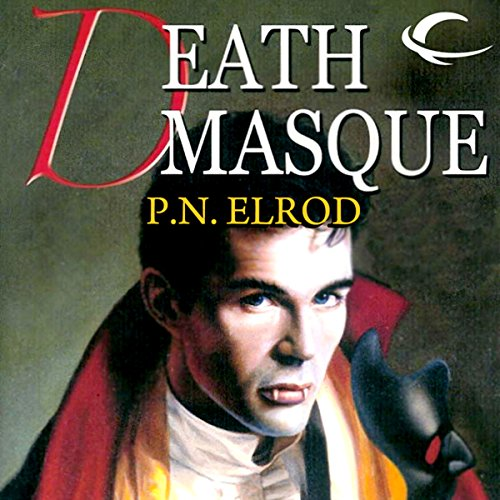 Death Masque audiobook cover art