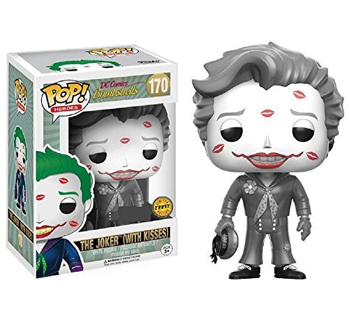 Funko POP! Chase Joker with Kisses #170