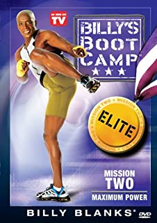 Bootcamp Elite Mission Two: Maxium Power