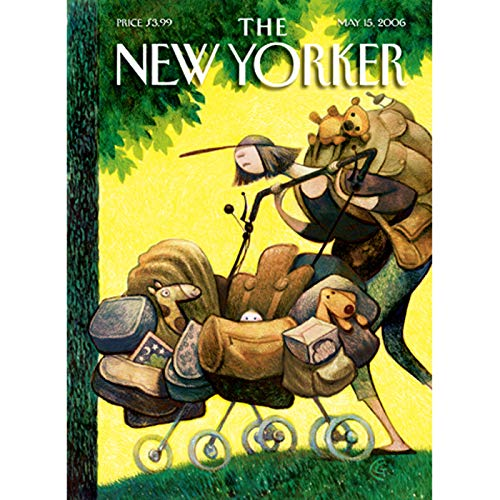 Couverture de The New Yorker (May 15, 2006)