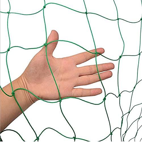 Ranknetz Premium, Pflanzennetz mit Maschenweite 10 × 10 cm, Premium Gartennetz, Rankhilfe Netz für Gurken, Tomaten und Rankhilfen für Kletterpflanzen, Rankhilfe Netz für Gewächshaus( 1.8 × 3.6 m)