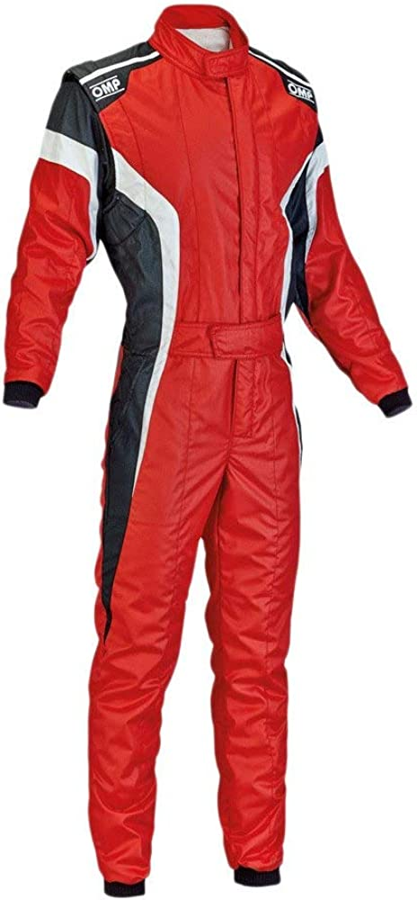 Minneapolis Mall OMP Men's Tecnica-S Suit New Orleans Mall 48 Red Size White