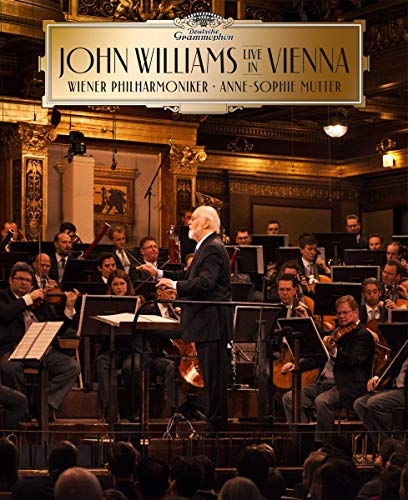 John Williams - Live in Vienna (Deluxe Edition CD + BluRay)