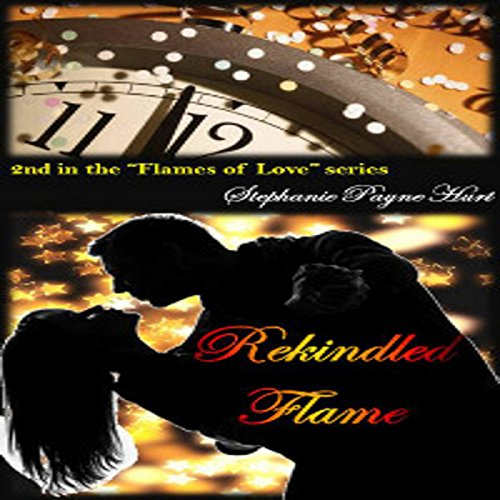 Rekindled Flame audiobook cover art