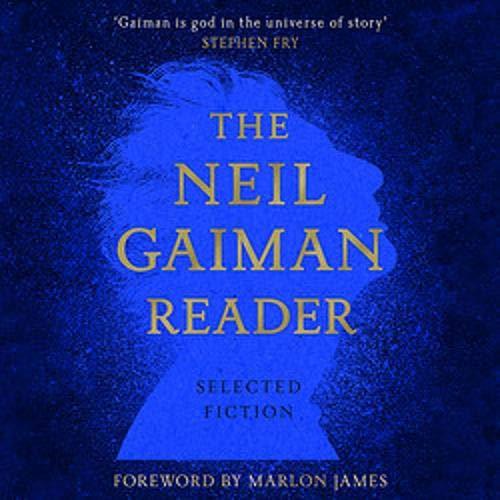 The Neil Gaiman Reader cover art