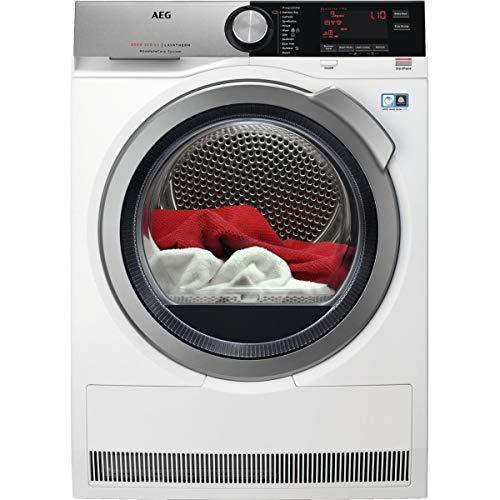 AEG T8DEC946R 8000 series 9kg Load Heat Pump Condenser Tumble Dryer Class A++