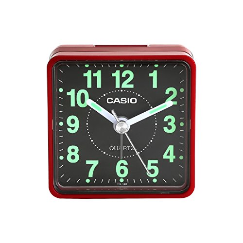 Casio Analog Table Clock (TQ-140-4DF)