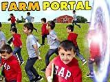 Portal At The Farm! So Many Chase And Shawns!
