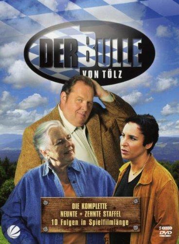 Der Bulle von Tölz - Staffel 9+10 (5 DVDs)