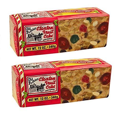 Claxton Old Fashion Holiday Fruit Cake, 24 Oz.
