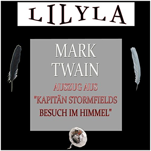 """Auszug aus """"Kapitän Stormfields Besuch im Himmel"""" cover art"""