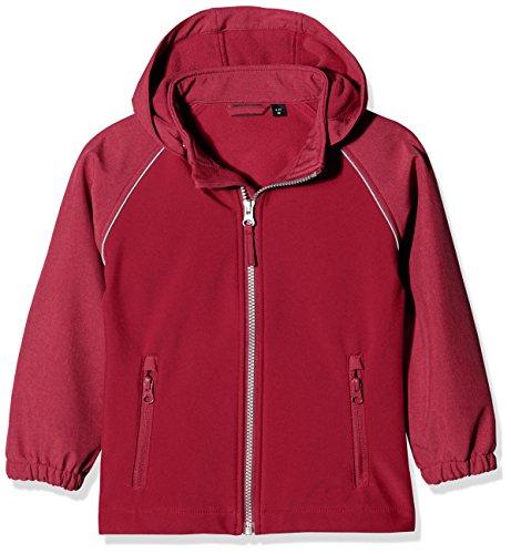 NAME IT Mädchen NITALFA Softshell Jacket ANEM MZ FO Camp Jacke, Rosa (Anemone), 98