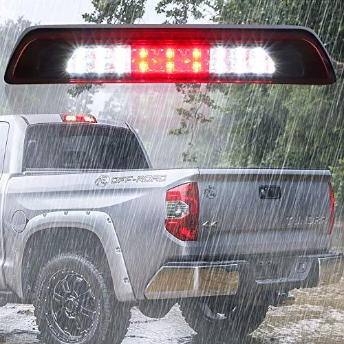 LED High Mount 3rd Third Brake Light for 2007-2018 Toyota Tundra Rear Trailer Cargo Stop Lamp