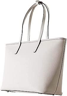 styleBREAKER Sac de Plage XXL Extra Large avec Motif /étoile Sac de Bain Sac Shopper Sac Besace Couleur:Blanc Femmes 02012079