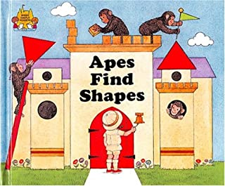 Apes Find Shapes (Magic Castle Readers Math)