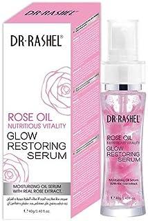 DR.Rashel Rose Oil Nutritious Vitality Glow Restoring Serum 40g