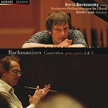 Rachmaninov concertos pour piano 2 & 3