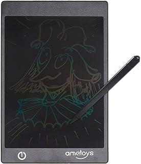 Ametoys 電子メモ 9.7インチ 電子手帳 文房具 電子パッド デジタルペーパー 黒