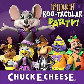Halloween Boo-Tacular Party!