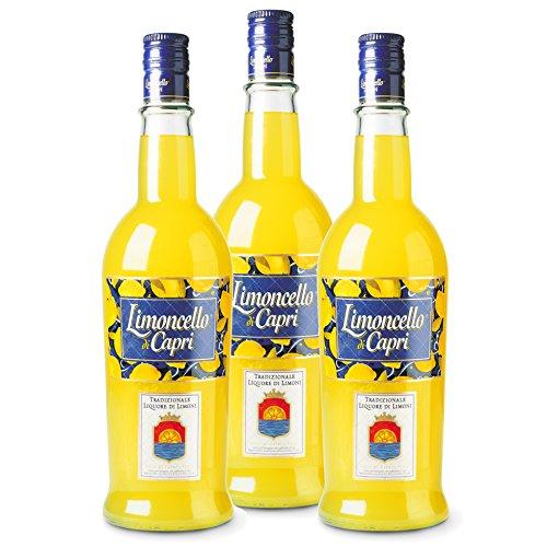 Limoncello of Capri (Pack 3 Bottles)
