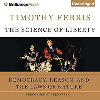 The Science of Liberty audiobook cover art