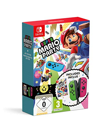 Super Mario Party + Joy-Con Set