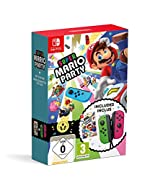 Nintendo 100009929 Super Mario Party + Joy-Con - Vert néon/rose néon