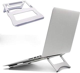 """SLACTech Base para Laptop, Soporte para Portátil de Aluminio, 12""""-15.6"""" Portátil Plegable con Diseño Minimalista y Estable para iPad, MacBook Air y Otro Portátil"""