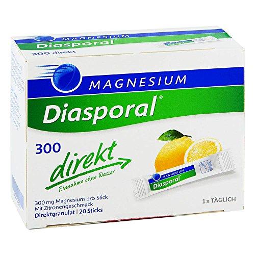 Magnesium Diasporal 300 direkt Granulat, 27 g