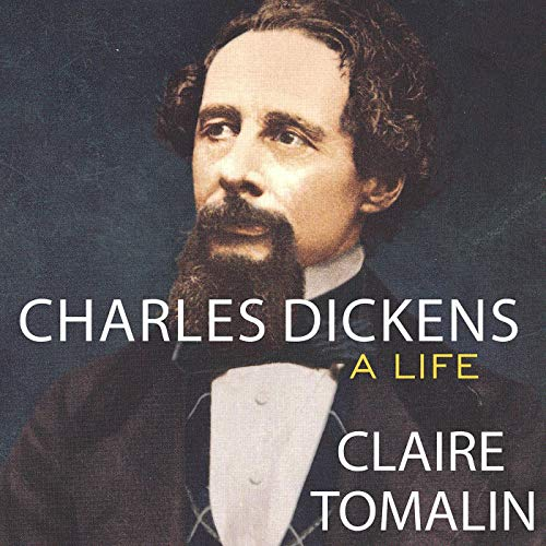 Charles Dickens Audiobook By Claire Tomalin cover art