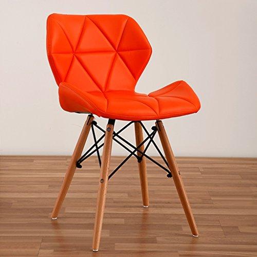 CJH Nordic minimalistische stoelen bureaucomputer backchairs eettafel vaste kruk eenvoudig en comfortabel