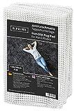 B.PRIME 120x180 cm Base Antideslizante Universal I Base para Alfombra I Alfombrilla Antideslizante I Protección Antideslizante para alfombras