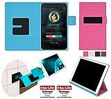 Hülle für Asus FonePad 7 FE375CXG Tasche Cover Hülle Bumper | in Pink | Testsieger