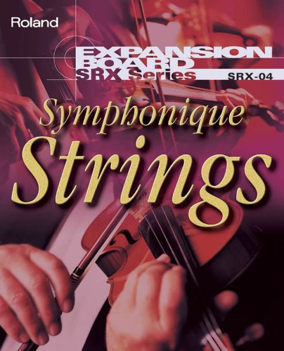 Best Prices! ROLAND Roland synthesizer EXB Studio SRX-04 Wave Expansion Boards Symphonique Strings W...