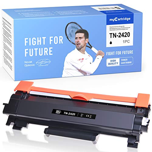 Mycartridge Compatibile Brother TN2420 TN 2420 TN-2420 cartuccia del toner (con chip) per Brother MFC-L2710DW MFC-L2710DN HL-L2310D HL-L2350DW HL-L2370DN HL-L2375DW