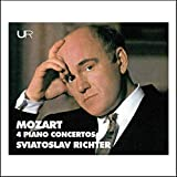 Richter plays Mozart: 4 Piano Concertos