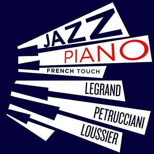 Jacques Loussier Trio, Michel Legrand & Michel Petrucciani