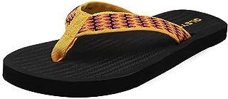 QLEYO Womens Flip Flops Arch Support Sandals Summer Beach Slippers
