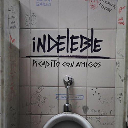 "Indeleble Rock feat. ""Toti"" Iglesias, Gabriel Carámbula, Alcides, Rudy Serrano, Miguel Jancich & Gastón Santilli"