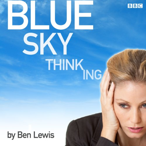 Blue Sky Thinking audiobook cover art