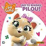 ¡No te rindas, Pilou! 44 gatos