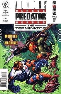Aliens vs Predator vs Terminator #2