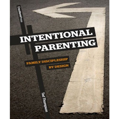 Intentional Parenting audiobook cover art