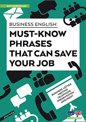 Price comparison product image Business English Phrases - Must-know phrases that can save your job