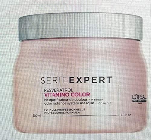 L\'Oreal Professional Vitamino Color Gel Maske, 1er Pack (1 x 500 ml)