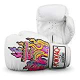 Yokkao Muay Thai - Guantes de boxeo (piel, transpirables)