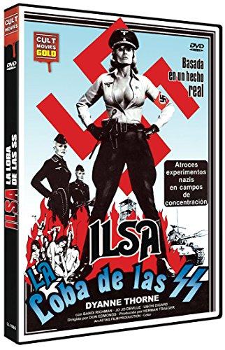 Ilsa, la loba de las SS [DVD]