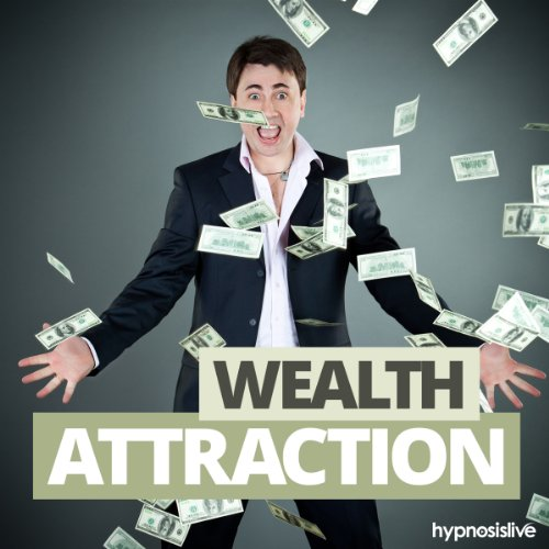 Wealth Attraction Hypnosis cover art